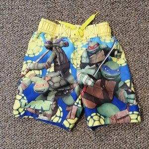 Nickelodeon Ninja Turtle Swim Shorts